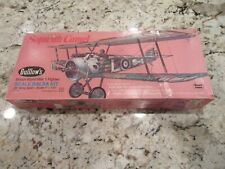 "Sopwith Camel 28"" #801 Guillows Balsa Wood Model Airplane Kit"