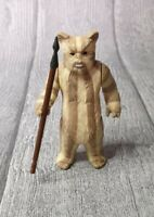 1983 STAR WARS ACTION FIGURE ewok LOGREY Medicine man Vintage Collectable Kenner