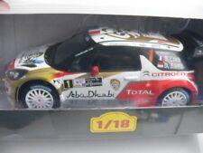 1/18 Rallye Citroen DS3 WRC 2013 S.Loeb / D.Elena #1