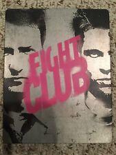 Fight Club Bluray SteelBook. No Discs, Steelbook Only! Best Buy Exclusive
