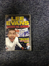 dvd Lee Evans Access All Arenas