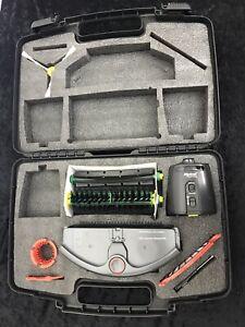 iRobot Roomba Professional Series Set: Case, High Capacity Sweeper Bin, Brushes