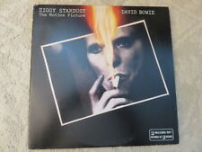DAVID BOWIE - Ziggy Stardust Soundtrack White Light/White Heat 1983 Canada NM