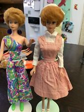 Barbie bubble cut dolls