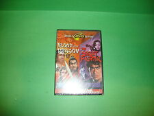 Blood Of The Dragon / The Street Fighter (DVD, 2002)