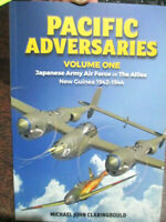 Pacific Adversaries Japanese Army Air Force vs The Allies USAF RAAF New Book