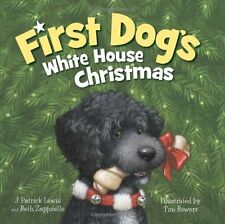 First Dogs White House Christmas