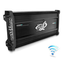 Lanzar HTG668BT 4000W 6-Channel Mosfet Amplifier with Wireless Bluetooth Audio