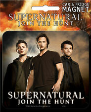 Supernatural (TV Series) Car Magnet: Sam, Dean & Castiel