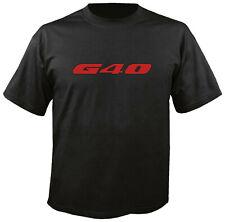 T-Shirt für VW G40 Fans / Polo 86c Caddy trubo Golf MK1 Gr: M-XXL