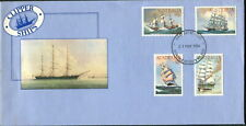 AUSTRALIA - 1984 'CLIPPER SHIPS' First Day of Issue [C0031]