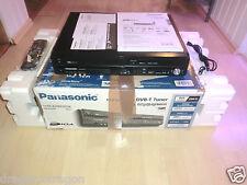 Panasonic DMR-EX99V DVD- / VHS- / HDD-Recorder, 250GB, Black, OVP, 2J. Garantie