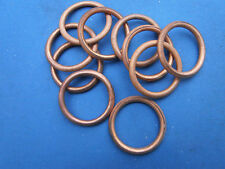 COPPER EXHAUST GASKET KAWASAKI KLF 300 QUAD ATV