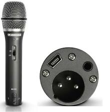 LD Systems D1USB - USB + XLR Enregistrement Microphone Dynamic Vocal Microphone