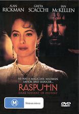 DVD Rasputin (1996) - Greta Scacchi, Alan Rickman, Ian McKellen, Uli Edel dir