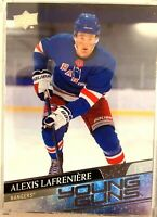 2020-21 UPPER DECK SERIE 1  young guns U-Pick From List !!!!! Lafreniere