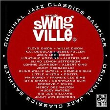 CD: SWINGVILLE Sampler NM