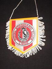fanion wimpel pennant football ancien vintage STANDARD DE LIEGE  BELGIQUE BELGIE