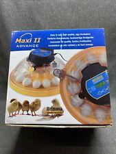 Brinsea Products USAC26C Maxi II Advance Automatic 14 Egg Incubator New
