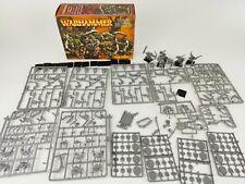 Warhammer Orc Warriors Regiment Boxed Bundle [ENG,2000]