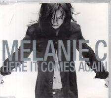 MELANIE C - HERE IT COMES  AGAIN (3 track CD single)