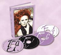 T'PAU The Virgin Anthology Limited Edition 4-CD box set 2017 NEW/SEALED