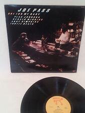 JOE PASS   VINTAGE 1989 LP - Pable records - STEREO-25218-O936