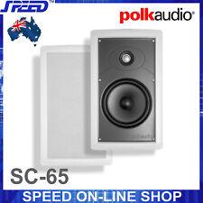 Polk Audio SC-65 6.5' 2-way In-Wall or In-Ceiling Speaker - EACH