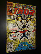 THE MIGHTY THOR n°449 - 1992
