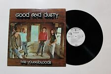 THE YOUNGBLOODS Good & Dusty LP Warner Bros BS 2566 1971 VG+ WLP Time Strip 1E