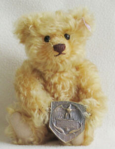 STEIFF EXHIBITION BEAR 2004 LIMITED EDITION BOX & CERTIFICATE