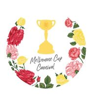 MELBOURNE CUP CUTOUT CARNIVAL PACK OF 6 HANGING DECORATION PARTY SUPPLIES