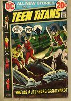 Teen Titans #41-1972 vf 4.0 Nick Cardy Mal Duncan Civil War Slavery story