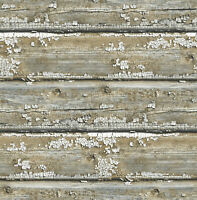 NuWallpaper by Brewster NU2674 Planks Peel & Stick Wallpaper