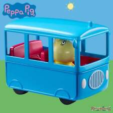 Peppa Pig Vehicle Surtido-Escuela Bus Inc Rebecca Figura De Conejo
