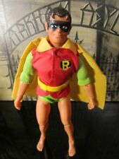 VINTAGE MEGO SUPER HERO ACTION FIGURE 1973 DC COMICS ROBIN LOOSE~