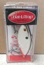 Rat-L-Trap Bill Lewis Lures Liv-N-Sound Chrome Black Back 1/2 oz.