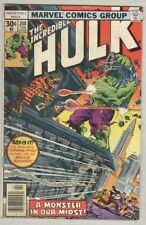 Incredible Hulk #208 February 1977 VG-