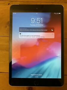 Apple iPad Mini 3 With WIFI And Cellular