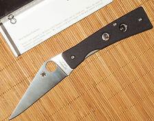 Spyderco C132GP Chokwe framelock knife - Discontinued - NEW IN BOX