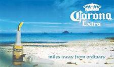 New 3X5ft Corona Beach Beer Flag Sports Bar superior quality fade resist