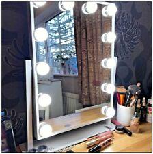 GRANDE Hollywood Mirror Luce Luci LED per gli strumenti di trucco VANITY tavolino da toeletta