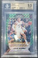 2017/18 Kyle Kuzma Mosaic Green Prizm BGS 9.5 Gem Mint = PSA10 low pop
