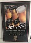 "MILLER GENUINE DRAFT ""1999 Great American Beer Festival Gold Medal Winner"" Sign"