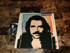 Yanni RARE Authentic Signed Vinyl Record Composer Pianist Grammy Winner + Photo