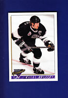 Wayne Gretzky HOF 1993-94 Topps Premier Hockey #330 (MINT) Los Angeles Kings
