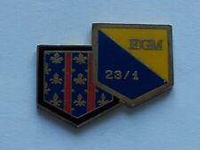 Pin's Escadron de Gendarmerie Mobile 23/1