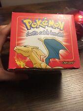 Pokemon Burger King 23k gold plated trading card Charizard