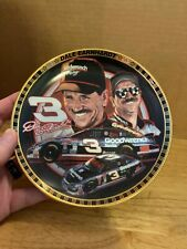Dale Earnhardt Limited Addition The Hamilton Collection Plate