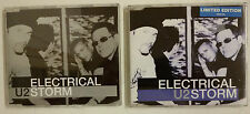 U2 Electrical Storm Cd-Single X 2 Australia 2002